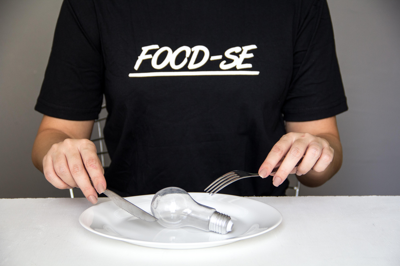 T-shirt Food-se